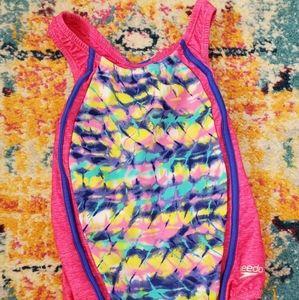 Girl's Size 6x Speedo Swimsuit